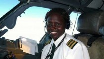 Aluel Bol: The first S. Sudanese female commercial pilot now a captain at Delta Airlines
