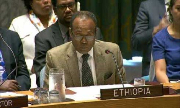 Ethiopia to assume UN Security Council Presidency next month