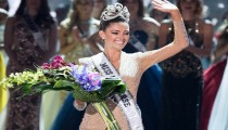 Africa with love Demi-Leigh Nel-Peters of S. Africa Crowned Miss Universe 2017