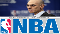 Finally, NBA is bringing a pro 12-team league to Africa