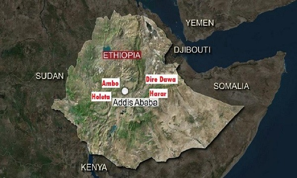 U.S. and Canada issue travel alerts over Oromia and Somali regional states Clashes