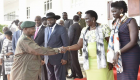'Mama Nyandeng' Says She Has Reconciled With South Sudan's President Kiir