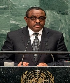 Ethiopian PM tells UN Assembly use of social media to spread messages of hate and bigotry can't be ignored